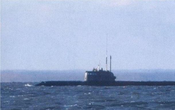 Російська секретна субмарина випадково потрапила у журнал Top Gear - ЗМІ