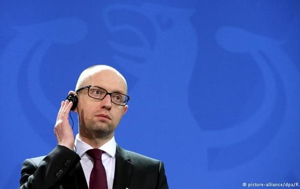 Берлин ответил на ноту России по поводу слов Яценюка