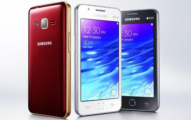 Шляхом Дзен: Samsung представив свій перший Tizen-смартфон