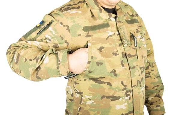 Для українських солдатів розробили екіпіровку з нових типів тканин