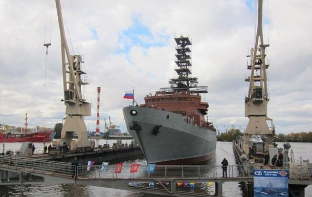Росія побудувала корабель для стеження за системою ПРО США