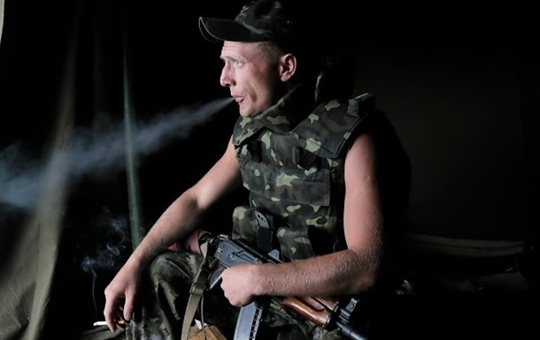 Демобилизованные должны отдать бронежилеты новобранцам - Турчинов