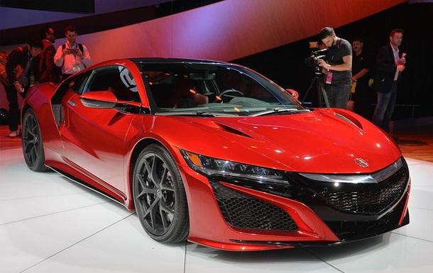 Автосалон у Детройті: 12 найцікавіших моделей у деталях