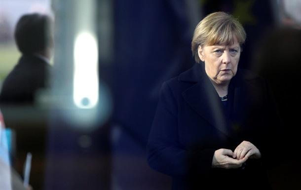 Меркель случайно назвала антисемитизм гражданским долгом Германии