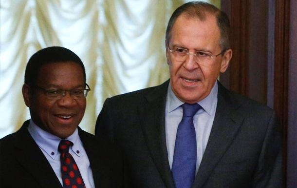 Танзания назвала Россию сверхдержавой