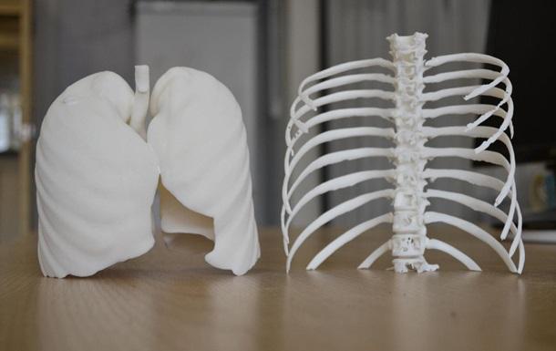 В Японии создают 3D-принтер, печатающий части тела