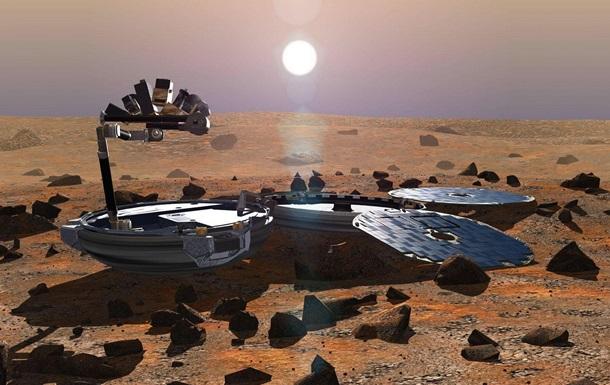 На Марсі виявили апарат, що зник 12 років тому