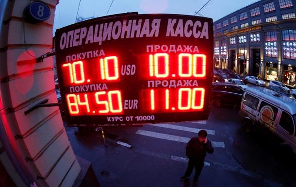 МВФ: Період різких стрибків рубля добіг кінця