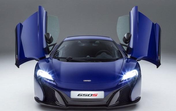 Спорткар McLaren 650S станет еще мощнее