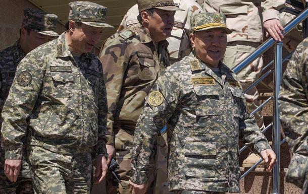 Армия Казахстана отразила учебную атаку  сепаратистов