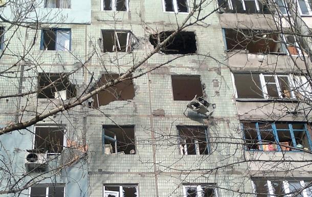 Авдеевка снова под обстрелом, снаряды попали в коксохим - МВД
