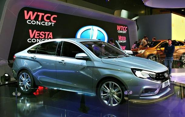 У Росії свій  найкращий автомобіль  випустять у січні