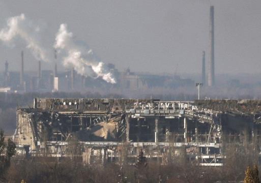 Критические очерки Донецкого аэропорта