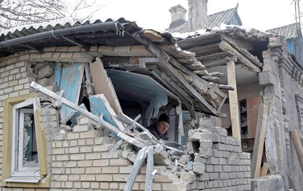 Кремль  крайне обеспокоен  обстрелами в Донецке