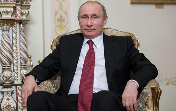 Опубліковано послання Путіна про відвід артилерії з Донбасу