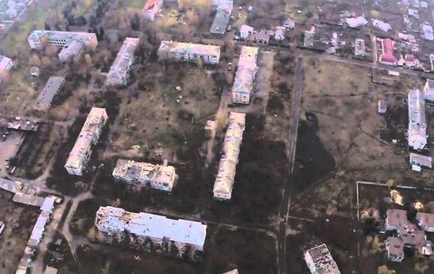 Влада заперечує оточення селища Піски сепаратистами