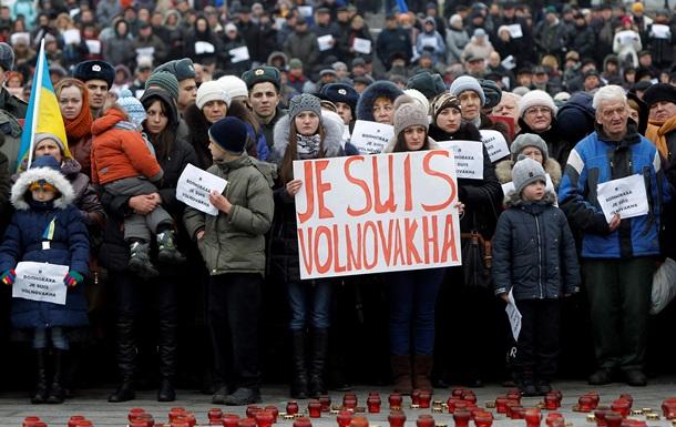 Итоги 18 января: Марши мира по Украине, предложение Киева о перемирии