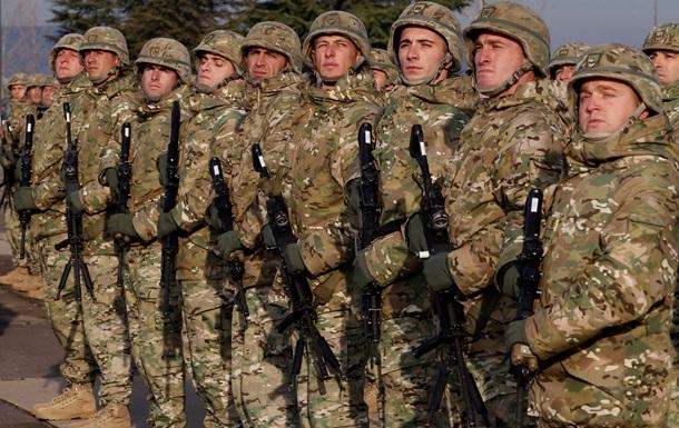 Грузинів, які воюють на Донбасі, не каратимуть за найманство