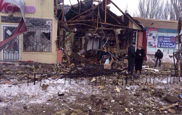 В результате обстрелов Дебальцево погибли двое детей и взрослый – ОГА