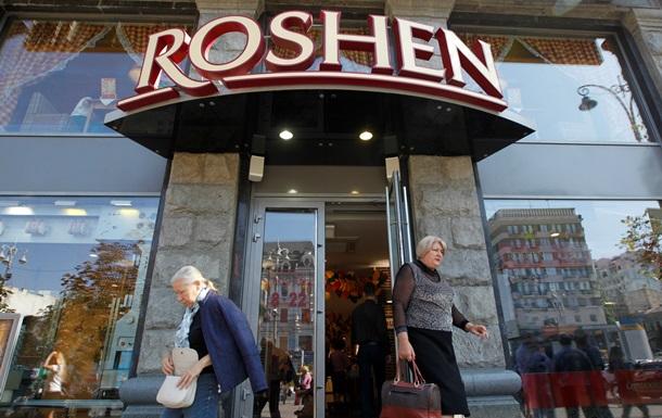 Нападение на Roshen