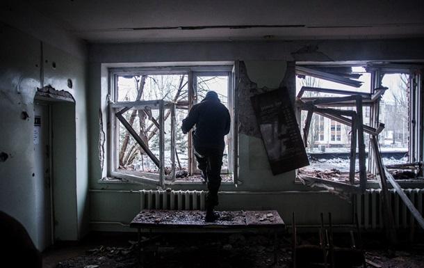 Amnesty International вимагає не стріляти в Донецьку
