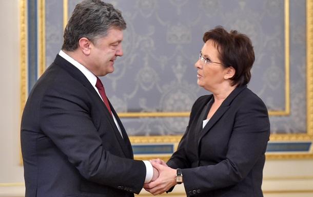 Киев и Варшава решили сотрудничать системно