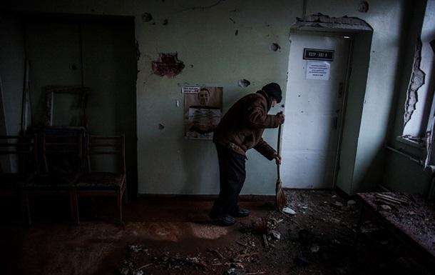 За сутки в Донецке из-за боев погибли два мирных жителя
