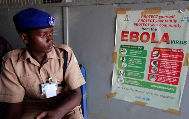 ВООЗ: Кількість жертв Еболи перевищила 8,6 тисячі осіб