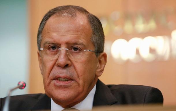 Росія не допустить холодної війни - Лавров