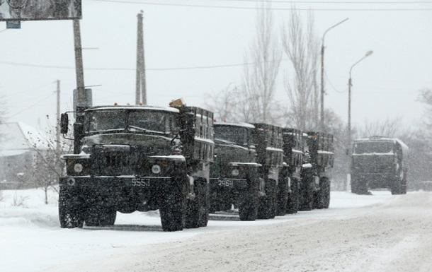 Ополченцы  готовы отойти на линии, предлагаемые Киевом - Лавров