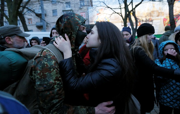 Україна мобілізує  гарматне м ясо  - Die Welt