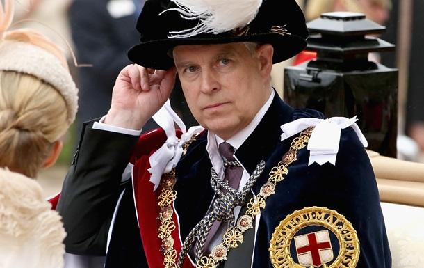Британского принца Эндрю вызывают в суд по делу о совращении девочки