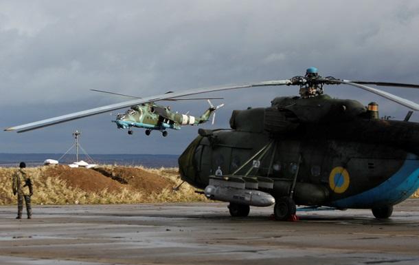Выход бойцов из аэропорта и обстрел Донецка. Карта АТО за 22 января