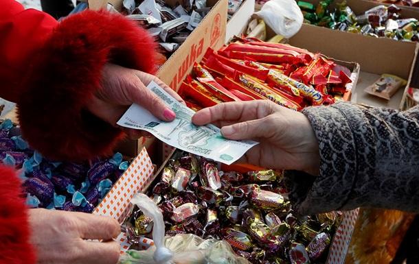 Половина россиян отмечает ухудшение своего материального положения