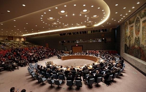 Радбез ООН вимагає розслідувати обстріл зупинки в Донецьку