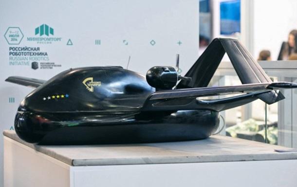 Российский беспилотник на воздушной подушке готовится к испытаниям