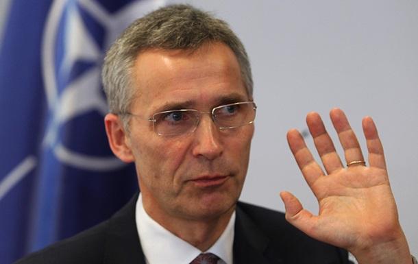 Генсек НАТО готов встретиться с Лавровым