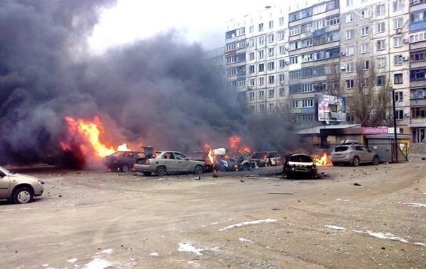 У ДНР заперечують обстріл житлових кварталів Маріуполя