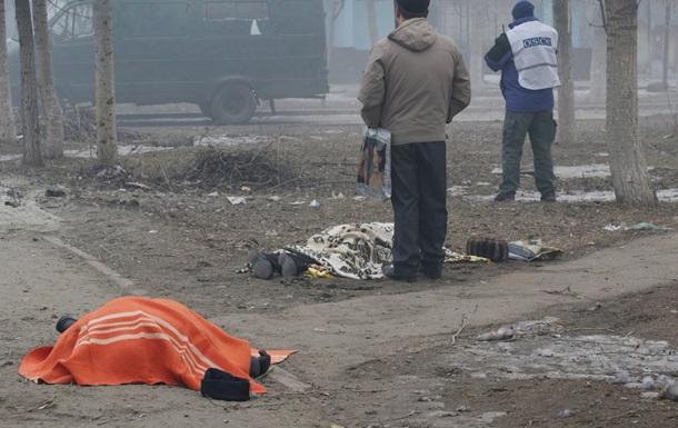 Маріуполь обстріляли з підконтрольної  ДНР  території - звіт ОБСЄ