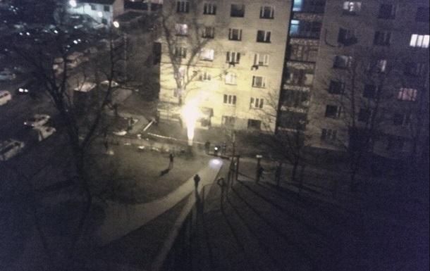 Ночной взрыв в Киеве: стали известны подробности