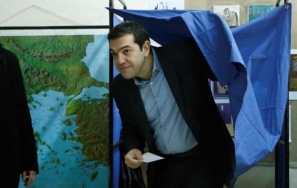 Радикальна опозиція перемагає на виборах у Греції - екзит-пол