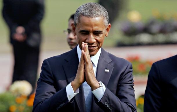 Обама розгляне нові шляхи тиску на Росію