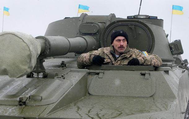 За сутки в зоне АТО 4 украинских военных погибли, 17 ранены