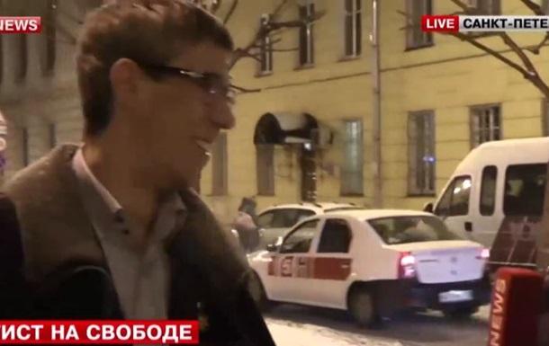 После 10-дневного ареста на свободу вышел актер Алексей Панин