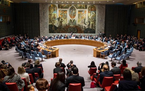 Совбез ООН в понедельник рассмотрит ситуацию в Украине