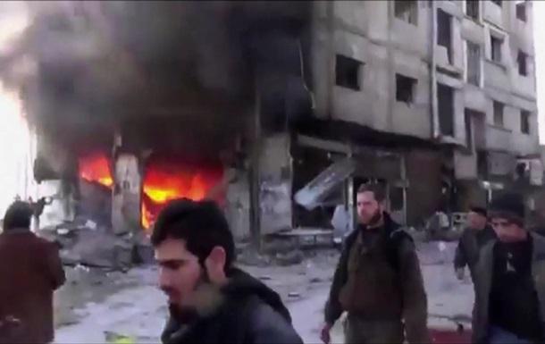 В столице Сирии от обстрелов боевиков погибло 6 человек, 53 ранены