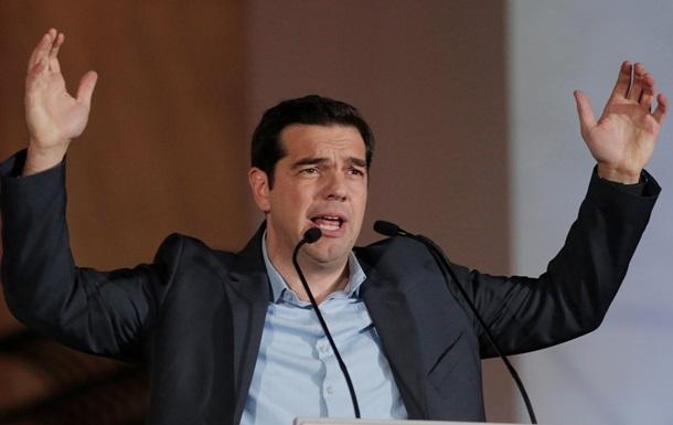 На выборах в Греции побеждает леворадикальная партия СИРИЗА