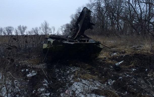 Под Дебальцево произошел танковый бой: есть погибшие