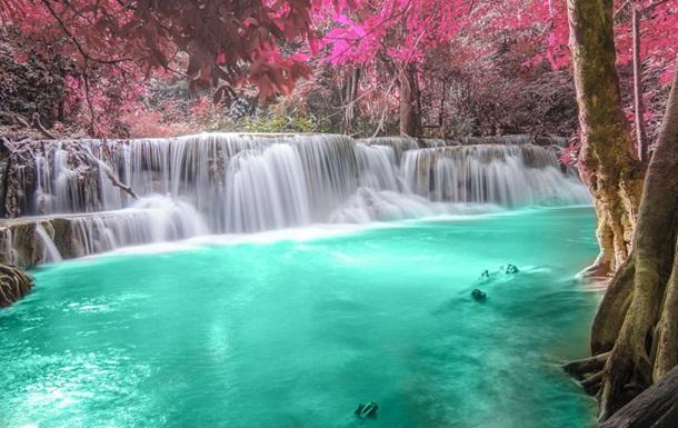 Топ-10 самых красивых водопадов на планете по версии The Telegraph