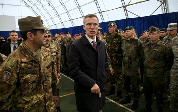 Столтенберг:  Натовский легион  в Украине – это нонсенс